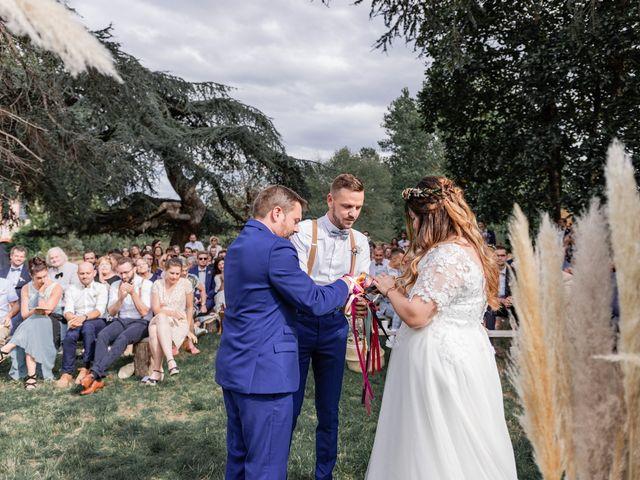 Le mariage de Sylvain et Célia à Cintegabelle, Haute-Garonne 37