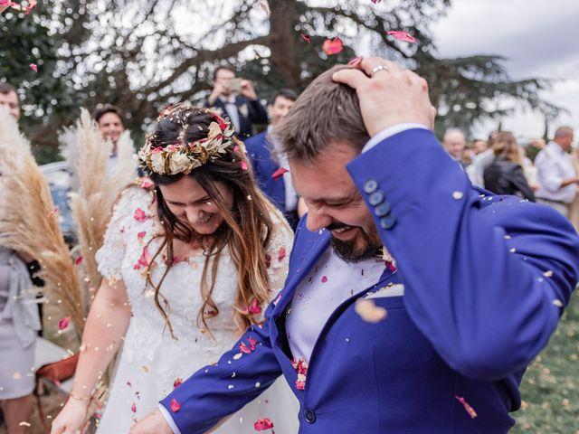 Le mariage de Sylvain et Célia à Cintegabelle, Haute-Garonne 42