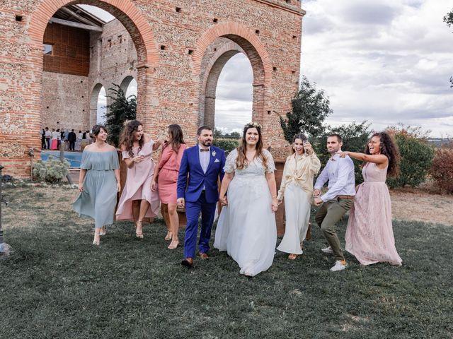 Le mariage de Sylvain et Célia à Cintegabelle, Haute-Garonne 54
