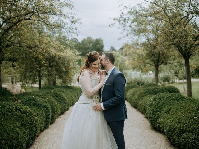 Le mariage de Matthieu et Céline à Le Plessis-Robinson, Hauts-de-Seine 32