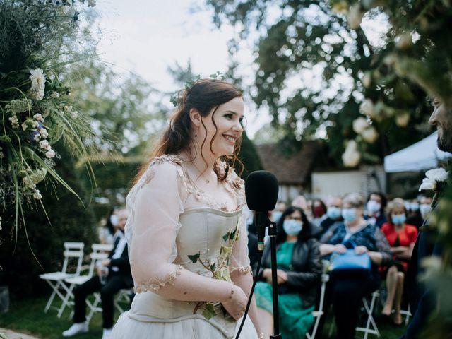 Le mariage de Matthieu et Céline à Le Plessis-Robinson, Hauts-de-Seine 48