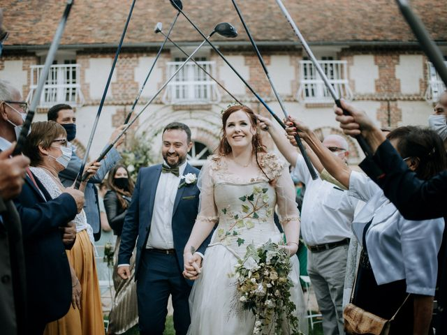 Le mariage de Matthieu et Céline à Le Plessis-Robinson, Hauts-de-Seine 62