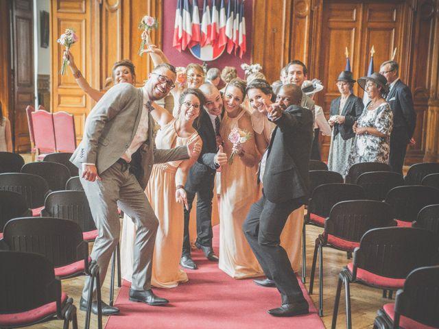 Le mariage de Arnaud et Julie à Hardelot-Plage, Pas-de-Calais 9