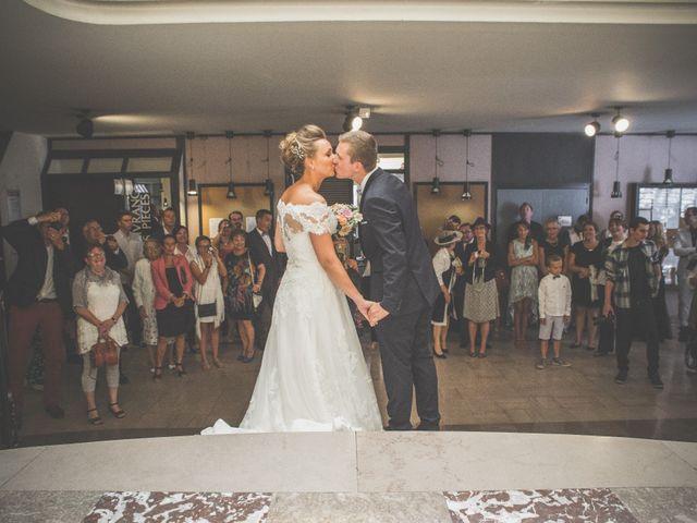 Le mariage de Arnaud et Julie à Hardelot-Plage, Pas-de-Calais 11
