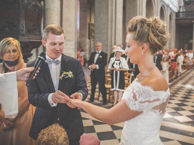 Le mariage de Arnaud et Julie à Hardelot-Plage, Pas-de-Calais 15