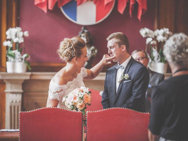Le mariage de Arnaud et Julie à Hardelot-Plage, Pas-de-Calais 16