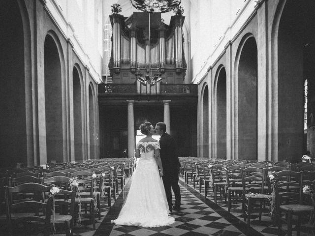 Le mariage de Arnaud et Julie à Hardelot-Plage, Pas-de-Calais 17