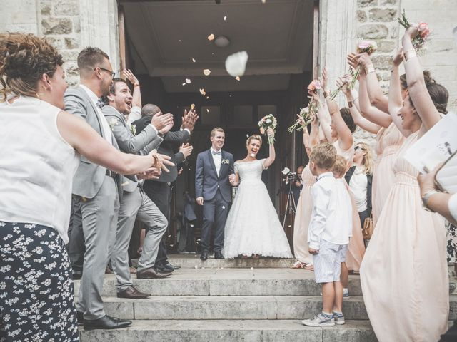 Le mariage de Arnaud et Julie à Hardelot-Plage, Pas-de-Calais 18