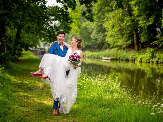 Le mariage de Adrien et Mélanie à Dol-de-Bretagne, Ille et Vilaine 2