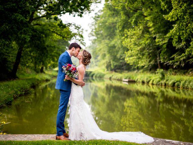 Le mariage de Adrien et Mélanie à Dol-de-Bretagne, Ille et Vilaine 1