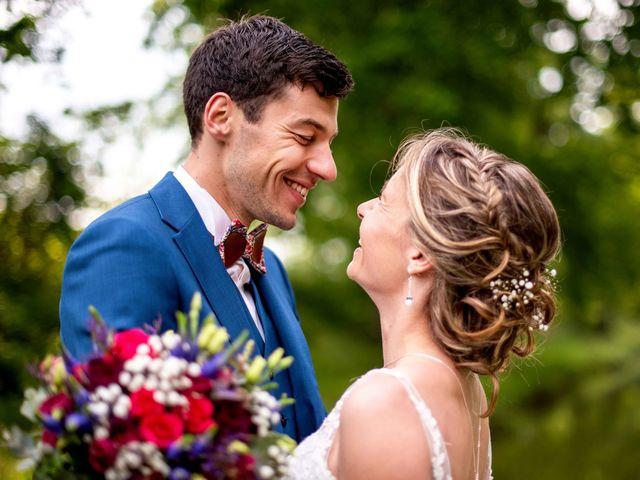 Le mariage de Adrien et Mélanie à Dol-de-Bretagne, Ille et Vilaine 4