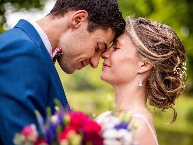Le mariage de Mélanie et Adrien