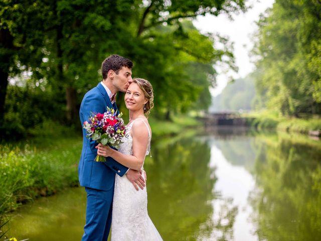 Le mariage de Adrien et Mélanie à Dol-de-Bretagne, Ille et Vilaine 6