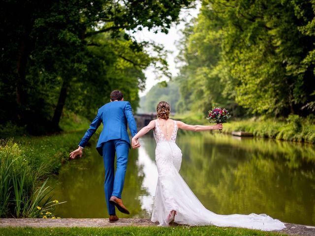 Le mariage de Adrien et Mélanie à Dol-de-Bretagne, Ille et Vilaine 7