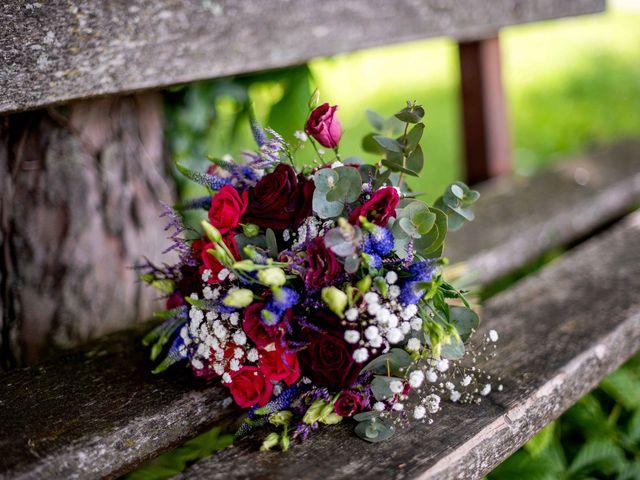 Le mariage de Adrien et Mélanie à Dol-de-Bretagne, Ille et Vilaine 10
