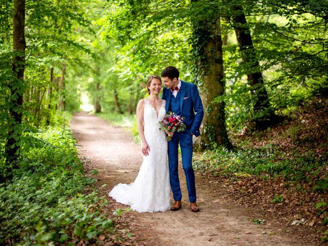 Le mariage de Adrien et Mélanie à Dol-de-Bretagne, Ille et Vilaine 11