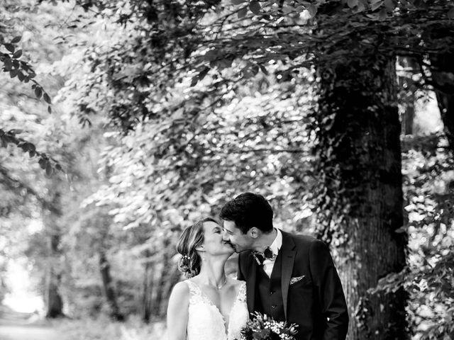 Le mariage de Adrien et Mélanie à Dol-de-Bretagne, Ille et Vilaine 12