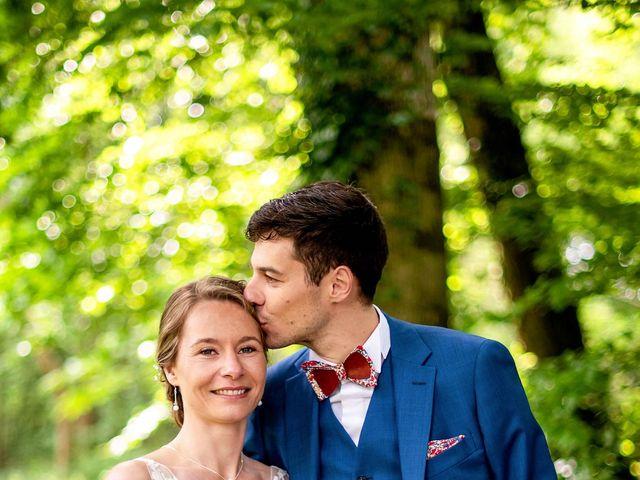 Le mariage de Adrien et Mélanie à Dol-de-Bretagne, Ille et Vilaine 13