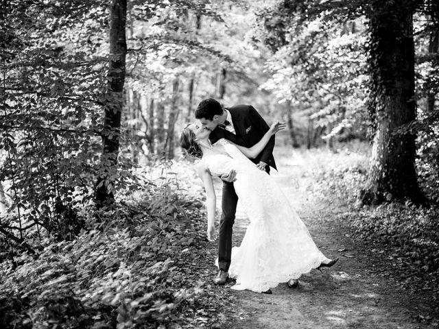 Le mariage de Adrien et Mélanie à Dol-de-Bretagne, Ille et Vilaine 14
