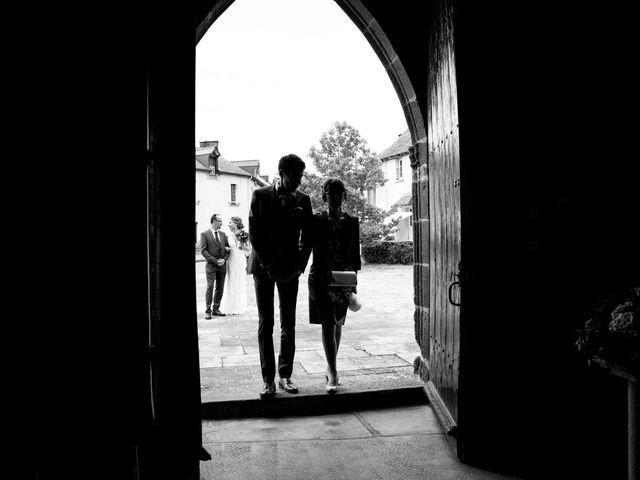 Le mariage de Adrien et Mélanie à Dol-de-Bretagne, Ille et Vilaine 15