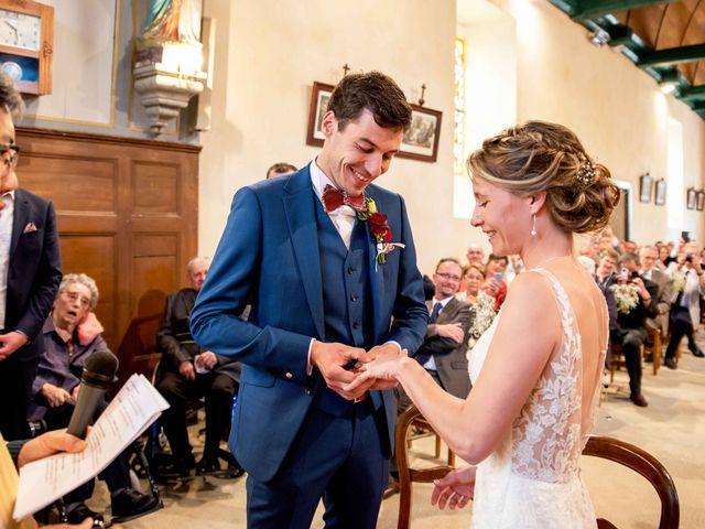 Le mariage de Adrien et Mélanie à Dol-de-Bretagne, Ille et Vilaine 18