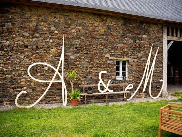 Le mariage de Adrien et Mélanie à Dol-de-Bretagne, Ille et Vilaine 19