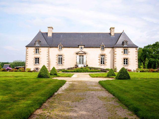 Le mariage de Adrien et Mélanie à Dol-de-Bretagne, Ille et Vilaine 20