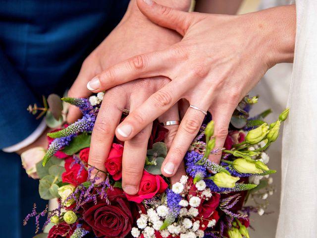 Le mariage de Adrien et Mélanie à Dol-de-Bretagne, Ille et Vilaine 21