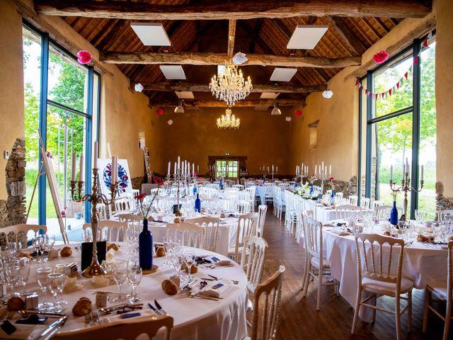 Le mariage de Adrien et Mélanie à Dol-de-Bretagne, Ille et Vilaine 23