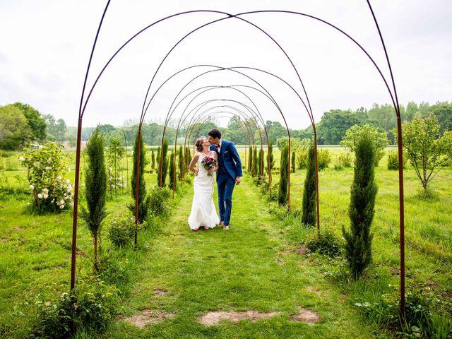 Le mariage de Adrien et Mélanie à Dol-de-Bretagne, Ille et Vilaine 27