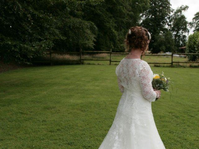 Le mariage de Jean-François et Laurie à La Houssaye, Eure 8