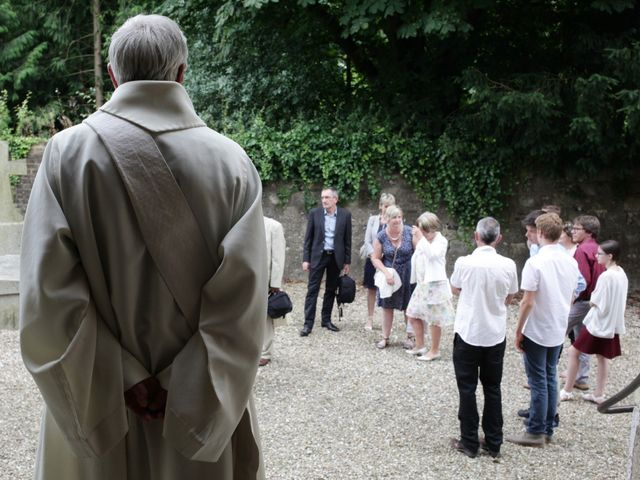 Le mariage de Jean-François et Laurie à La Houssaye, Eure 16