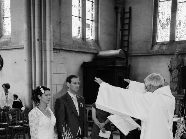 Le mariage de Jean-François et Laurie à La Houssaye, Eure 26
