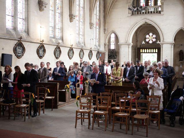 Le mariage de Jean-François et Laurie à La Houssaye, Eure 27