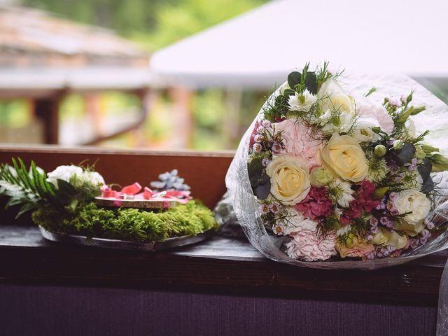 Le mariage de Sébastien et Karla à Chamonix-Mont-Blanc, Haute-Savoie 1