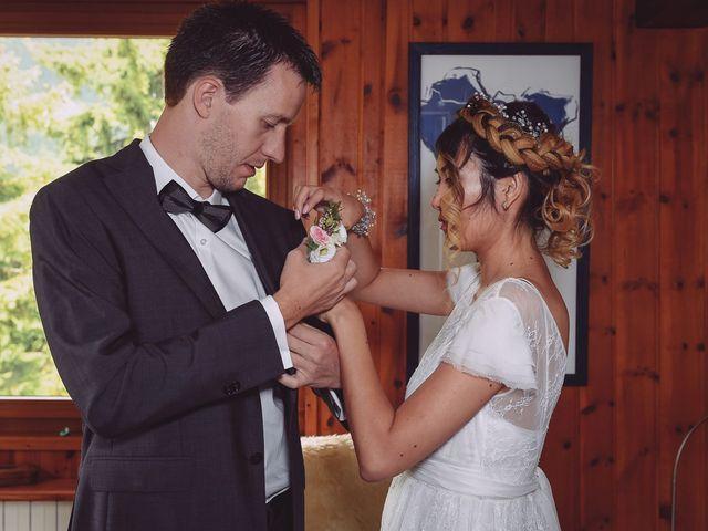 Le mariage de Sébastien et Karla à Chamonix-Mont-Blanc, Haute-Savoie 13