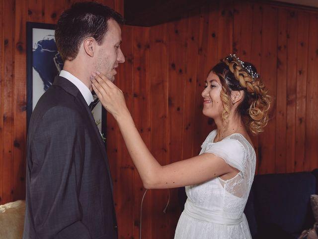 Le mariage de Sébastien et Karla à Chamonix-Mont-Blanc, Haute-Savoie 14