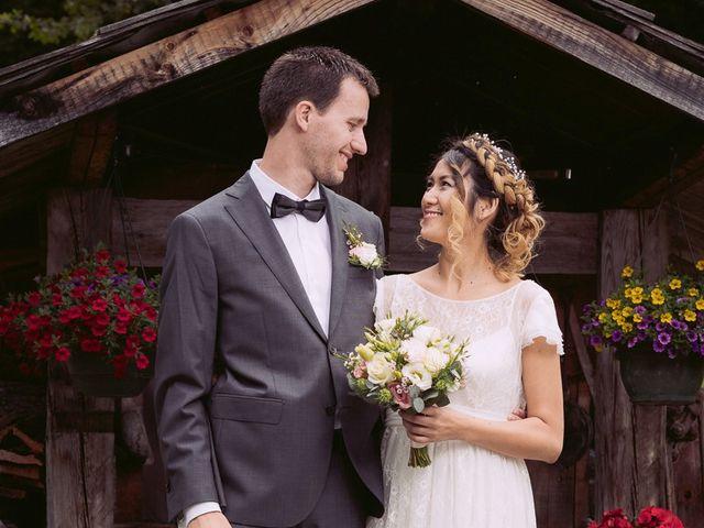 Le mariage de Sébastien et Karla à Chamonix-Mont-Blanc, Haute-Savoie 15