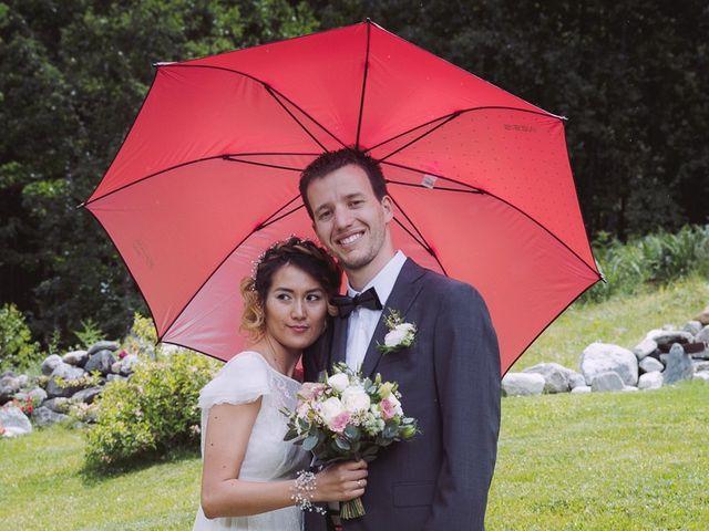 Le mariage de Sébastien et Karla à Chamonix-Mont-Blanc, Haute-Savoie 18