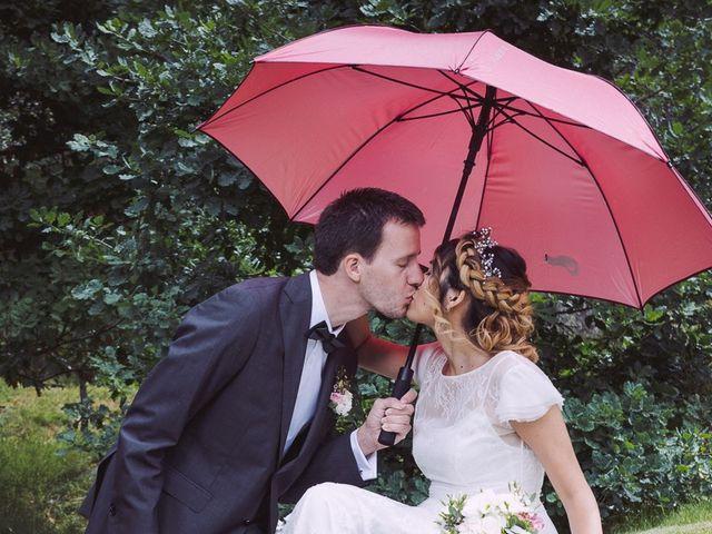Le mariage de Sébastien et Karla à Chamonix-Mont-Blanc, Haute-Savoie 19