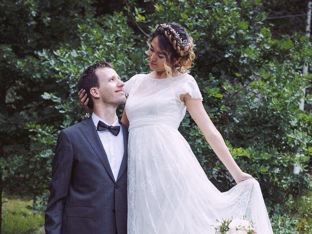 Le mariage de Sébastien et Karla à Chamonix-Mont-Blanc, Haute-Savoie 20