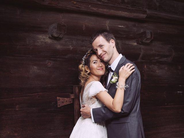 Le mariage de Sébastien et Karla à Chamonix-Mont-Blanc, Haute-Savoie 21