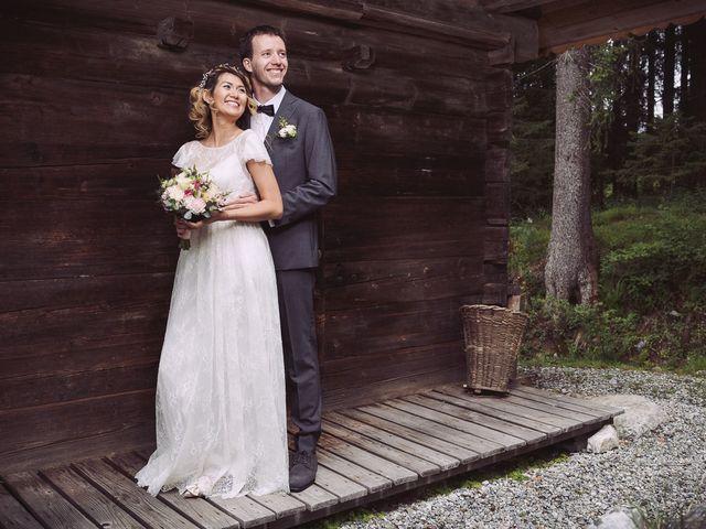 Le mariage de Sébastien et Karla à Chamonix-Mont-Blanc, Haute-Savoie 22
