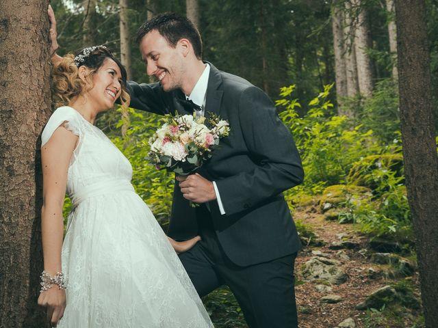 Le mariage de Sébastien et Karla à Chamonix-Mont-Blanc, Haute-Savoie 24