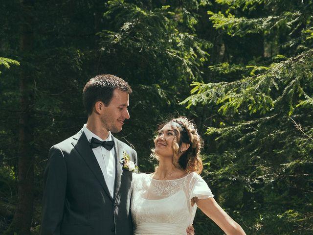 Le mariage de Sébastien et Karla à Chamonix-Mont-Blanc, Haute-Savoie 26