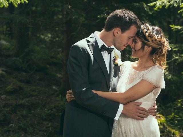 Le mariage de Sébastien et Karla à Chamonix-Mont-Blanc, Haute-Savoie 27