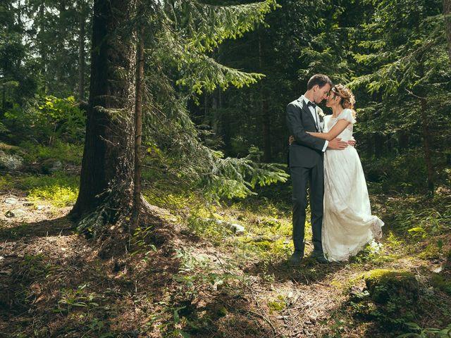Le mariage de Sébastien et Karla à Chamonix-Mont-Blanc, Haute-Savoie 28