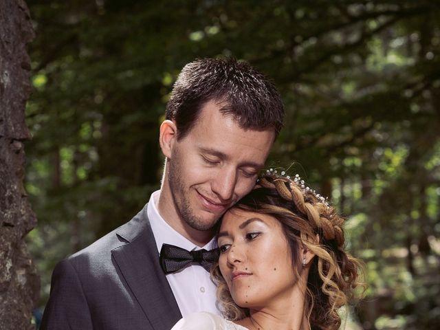 Le mariage de Sébastien et Karla à Chamonix-Mont-Blanc, Haute-Savoie 32