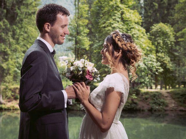Le mariage de Sébastien et Karla à Chamonix-Mont-Blanc, Haute-Savoie 33