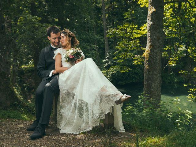 Le mariage de Sébastien et Karla à Chamonix-Mont-Blanc, Haute-Savoie 36
